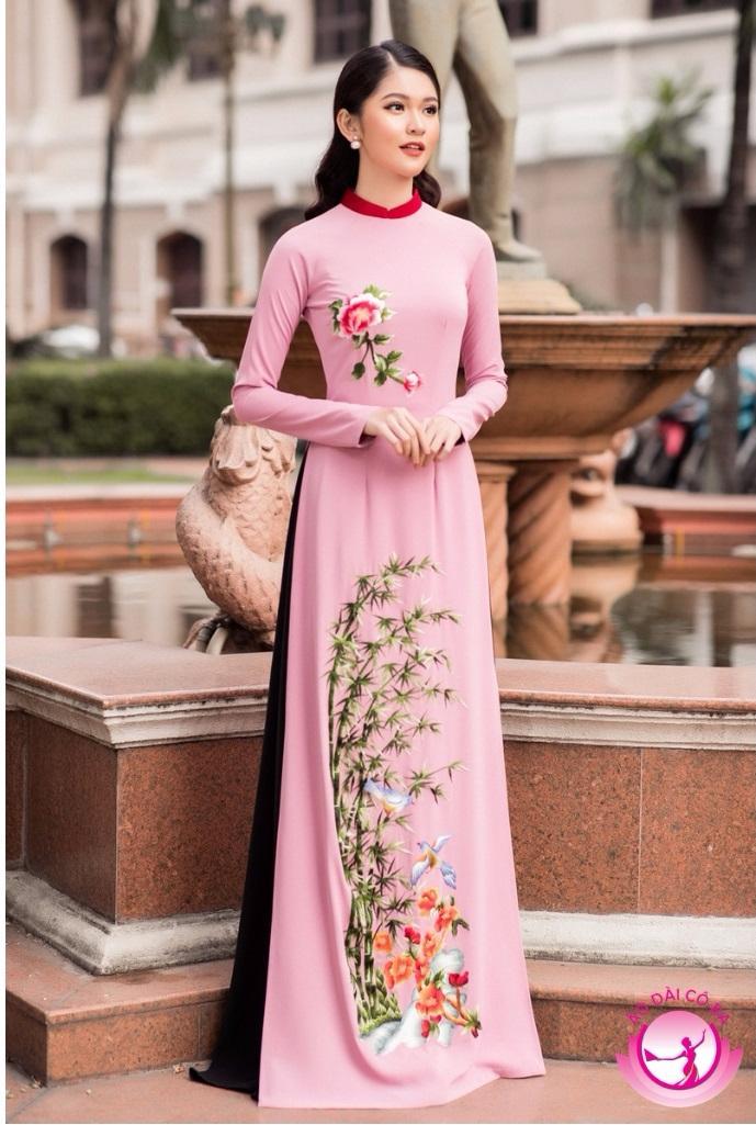 Áo dài truyền thống của Việt Nam