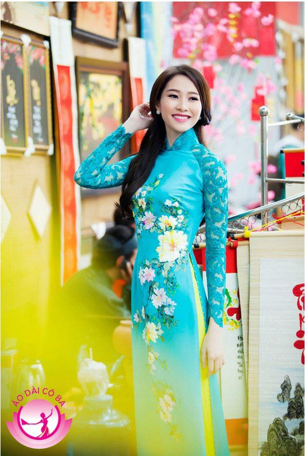 Top 99+ mẫu áo dài truyền thống cách điệu nam, nữ đẹp hot nhất 2018